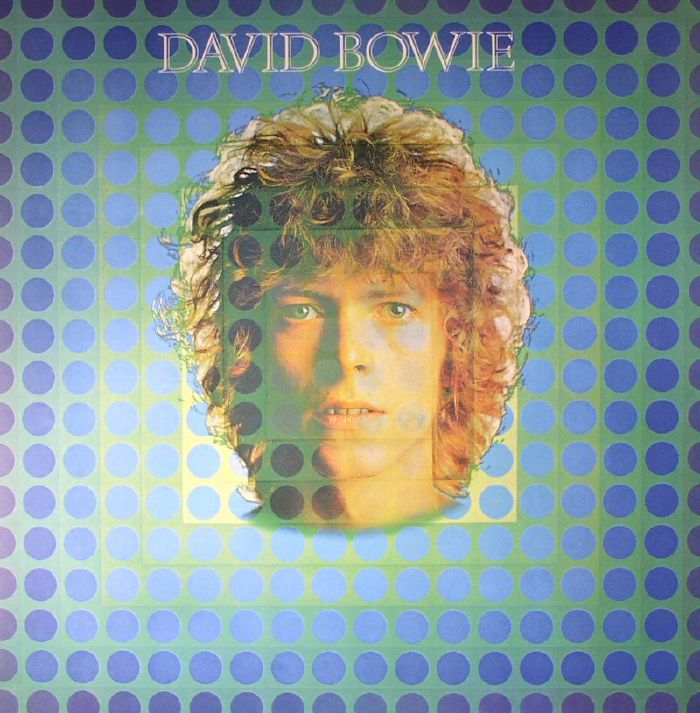 David BOWIE Space Oddity (remastered) vinyl at Juno Records.