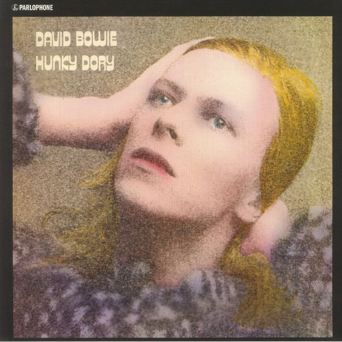 BOWIE, David - Hunky Dory (remastered)