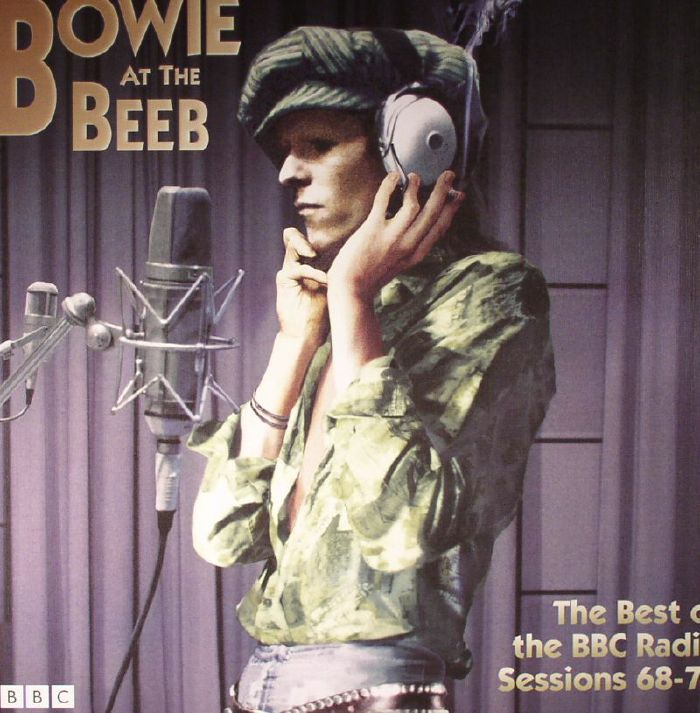 BOWIE, David - Bowie At The Beeb: The Best Of The BBC Radio Sessions 68-72