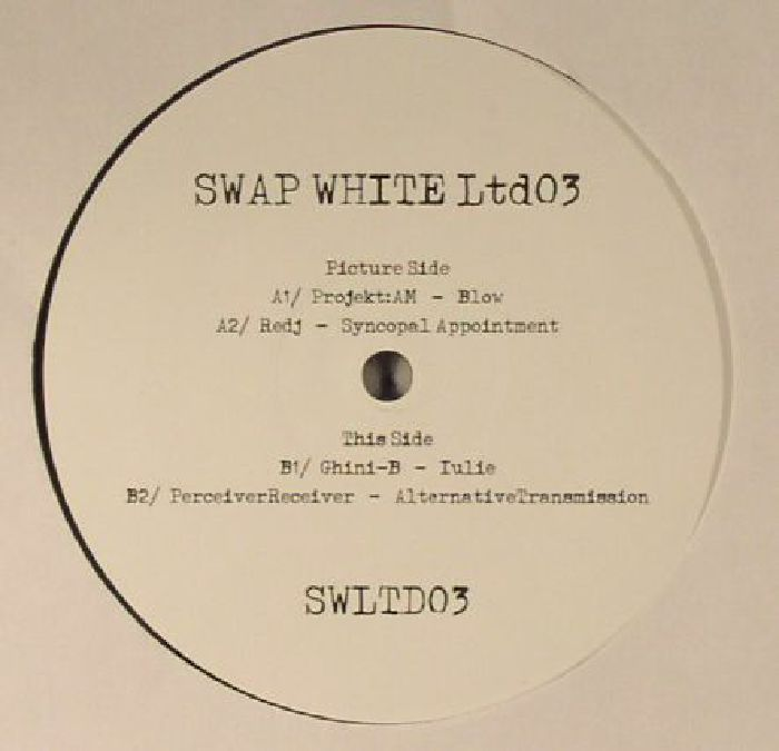 PROJEKT:AM/REDJ/GHINI B/PERCEIVERRECEIVER - Swap White Ltd 03