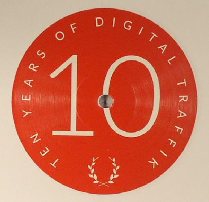 VULCANO, Tania/AUDIOHELL/DOOMWORK/JOSE DE DIVINA - Ten Years Of Digital Traffik