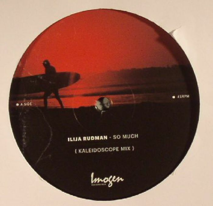 RUDMAN, Ilija/DOS PALOS - So Much EP: Imogen Meets Nunorthern Soul