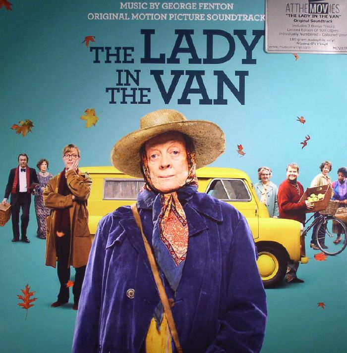 FENTON, George - The Lady In The Van (Soundtrack)