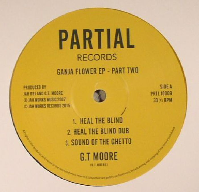 MOORE, GT - Ganja Flower EP: Part Two