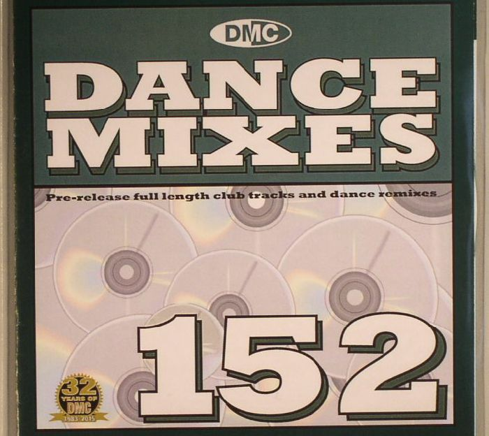 VARIOUS - Dance Mixes 152 (Strictly DJ Only)