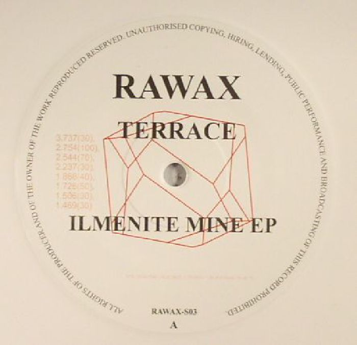 TERRACE - Ilmenite Mine EP
