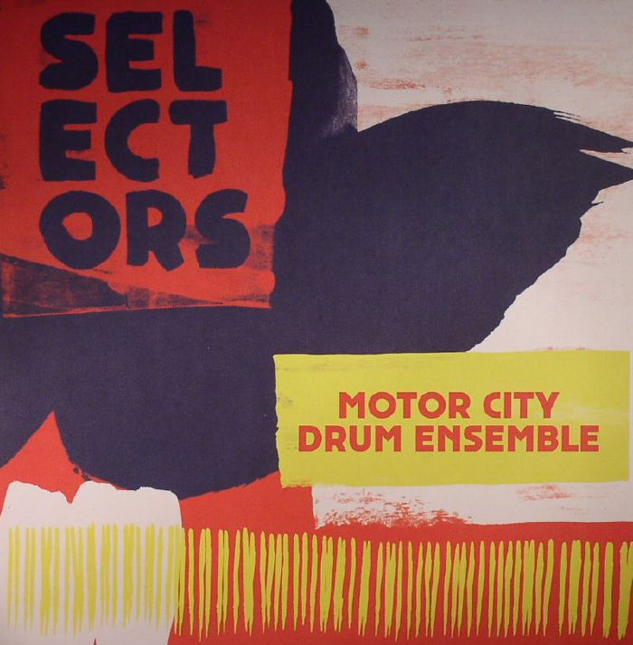 MOTOR CITY DRUM ENSEMBLE/VARIOUS - Selectors 001