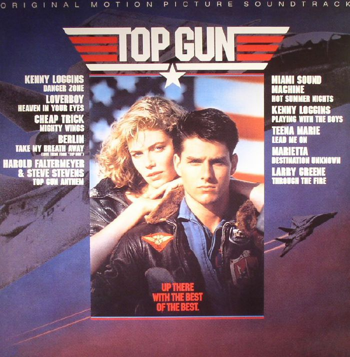 VARIOUS - Top Gun (Soundtrack)