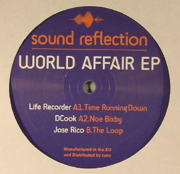 LIFE RECORDER/DCOOK/JOSE RICO - World Affair EP