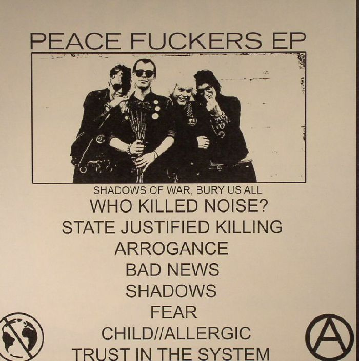 ALLERGY - Peace Fuckers