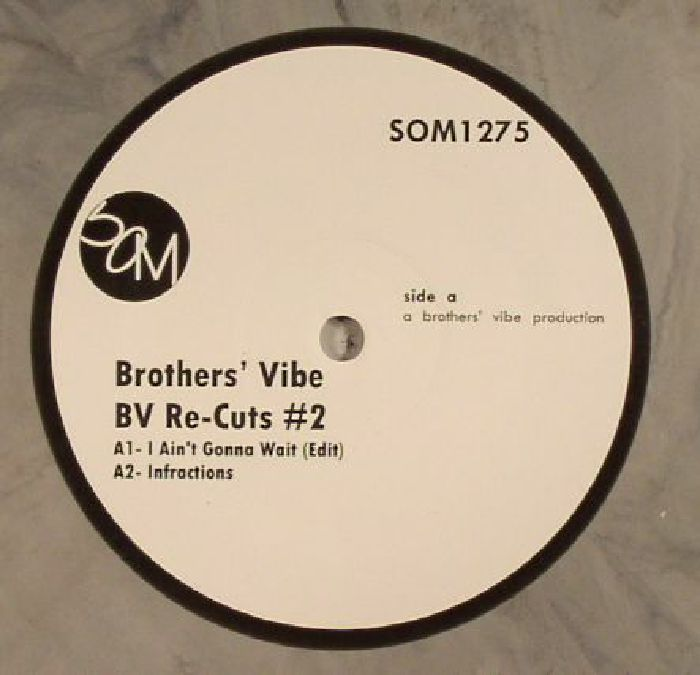 BROTHERS' VIBE - BV Re-Cuts #2