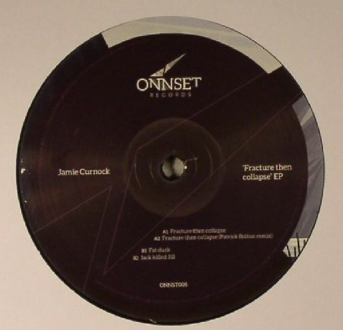 CURNOCK, Jamie - Fracture Then Collapse EP