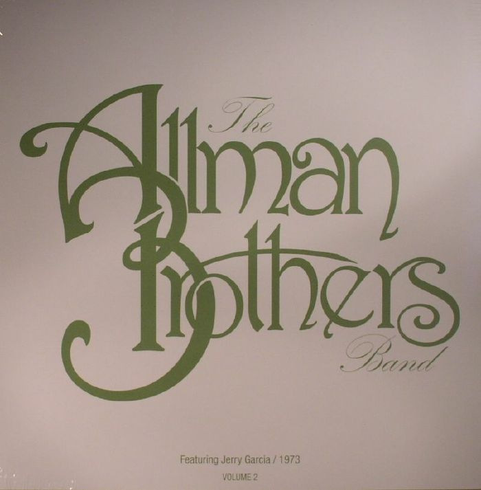 ALLMAN BROTHERS BAND, The feat JERRY GARCIA - Live At Cow Palace 1973 Volume 2 (Deluxe Edition)