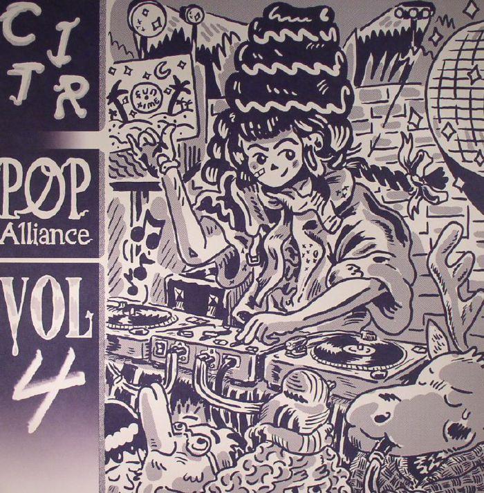 VARIOUS - CiTR Pop Alliance Compilation Vol 4