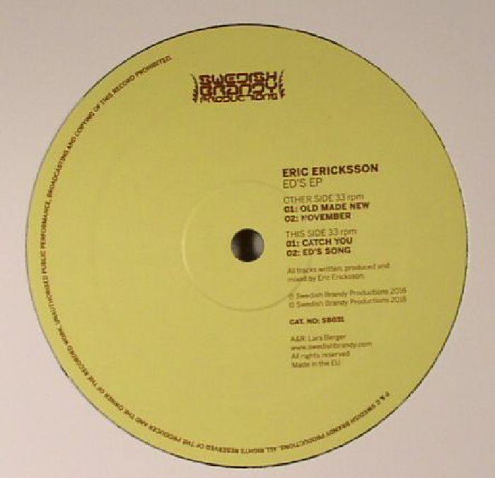 ERICKSSON, Eric - Ed's EP