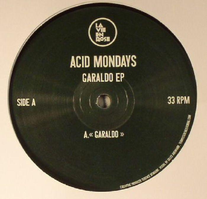 ACID MONDAYS - Garaldo EP