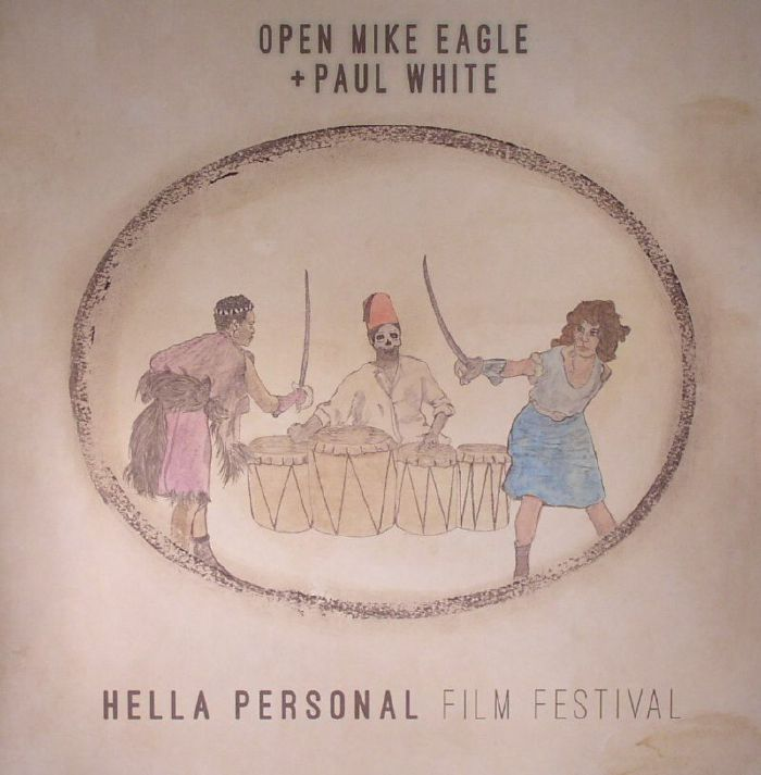 OPEN MIKE EAGLE/PAUL WHITE - Hella Personal Film Festival