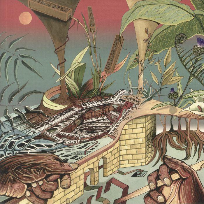 NU GUINEA - The Tony Allen Experiments: Afrobeat Makers Series Vol 3