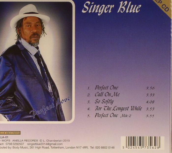 SINGER BLUE - Perfect Love