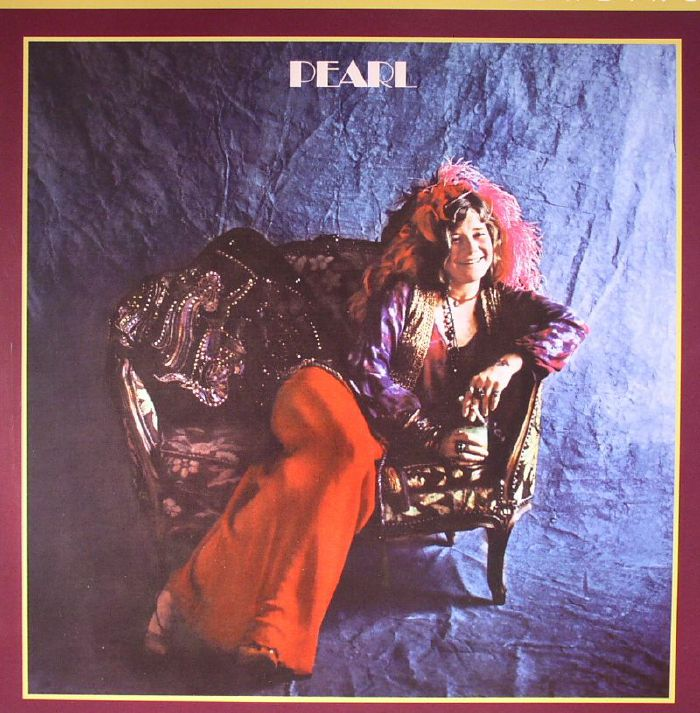 Janis Joplin Pearl Vinyl At Juno Records