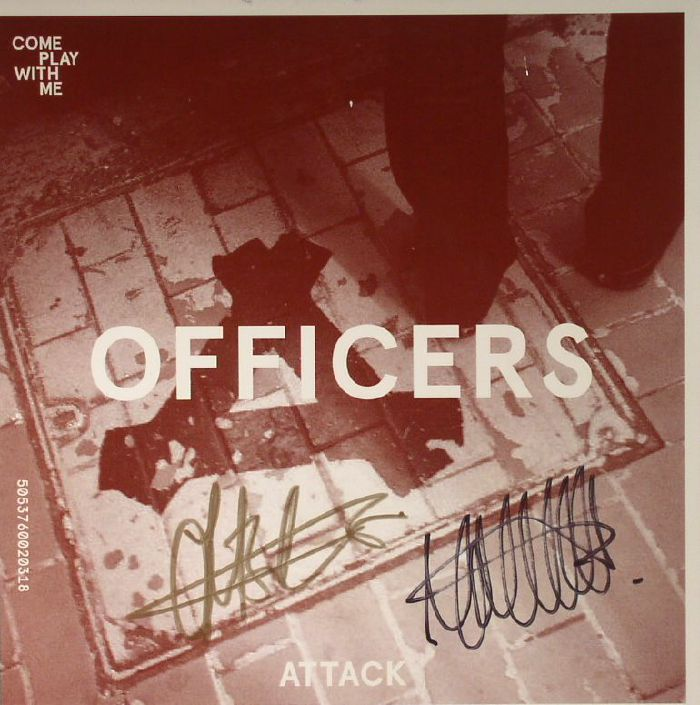 OFFICERS/FIZZY BLOOD - Attack