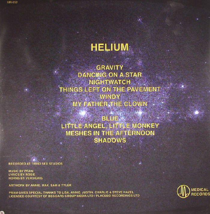 PRAM - Helium