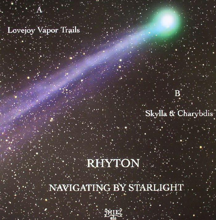 RHYTON - Navigating By Starlight