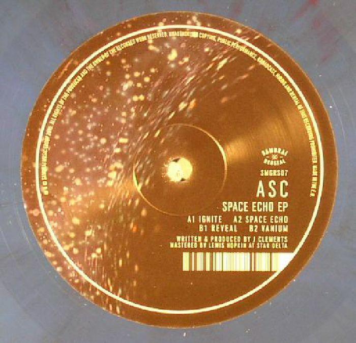 ASC - Space Echo EP