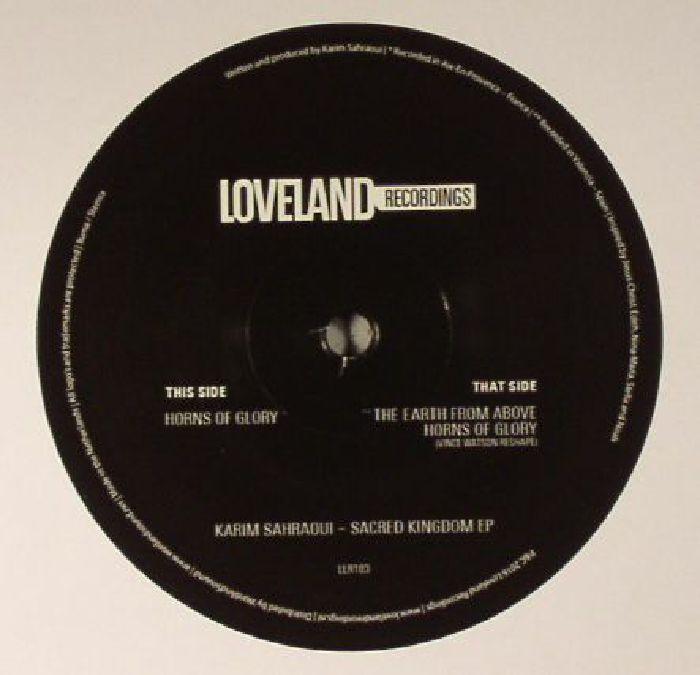 Karim Sahraoui Sacred Kingdom Ep Vinyl At Juno Records