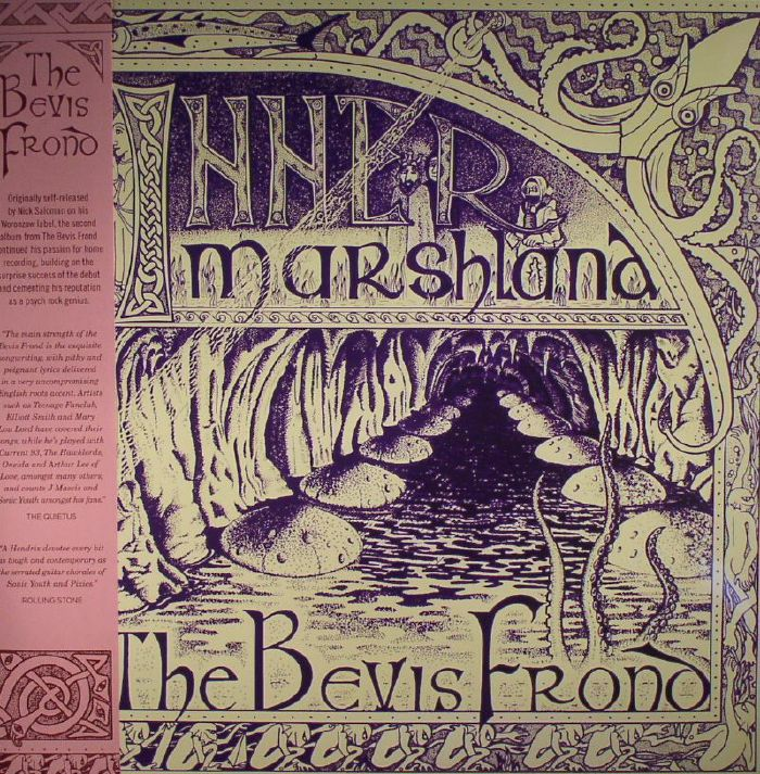 BEVIS FROND, The - Inner Marshland (Record Store Day 2016)