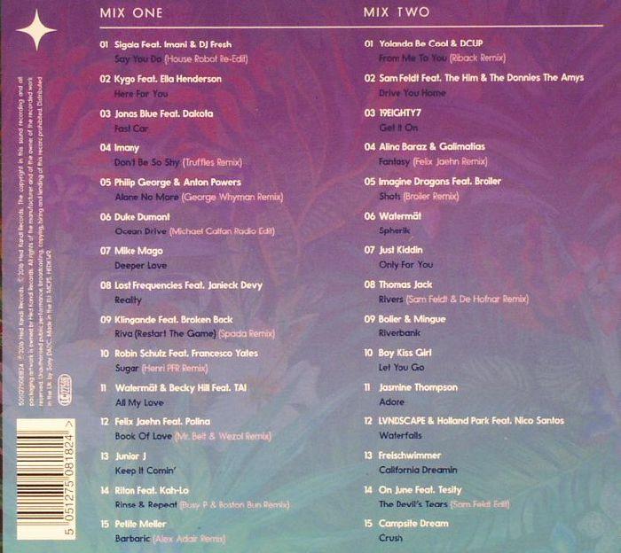 Various - Hed Kandi DJ Sampler Volume 3