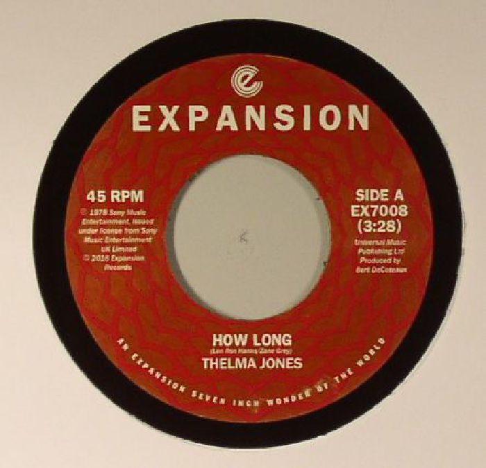 JONES, Thelma - How Long