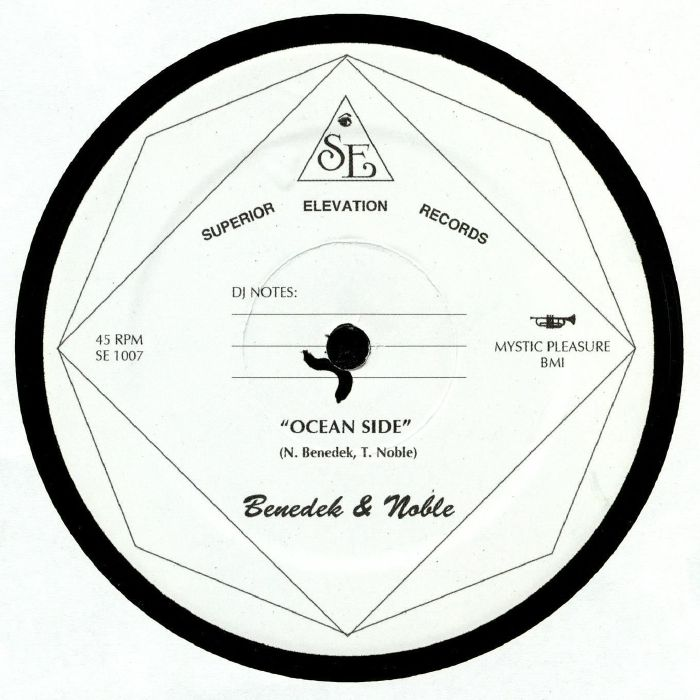 BENEDEK/NOBLE - Ocean Side