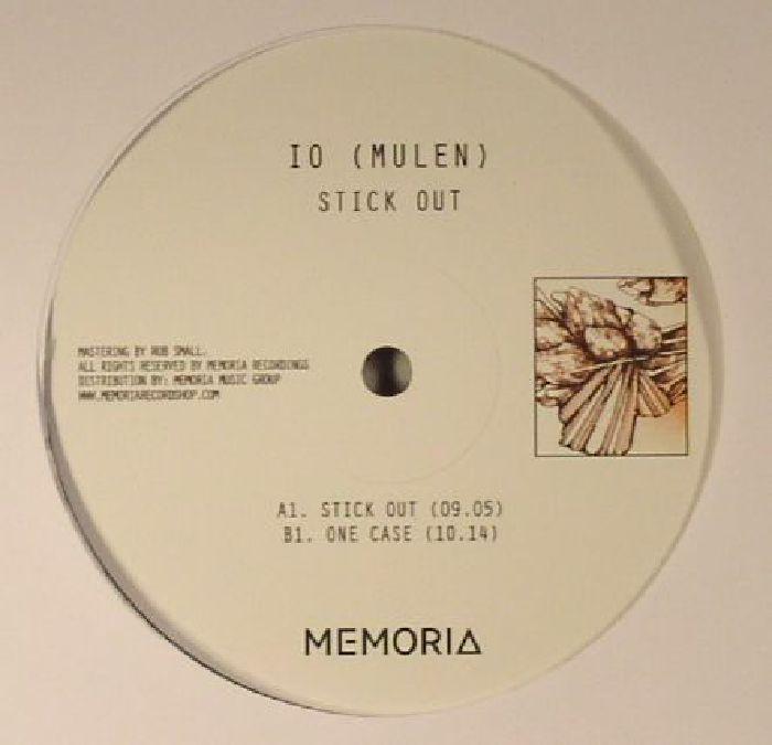 IO (MULEN) - Stick Out & IO (MULEN) Stick Out vinyl at Juno Records.