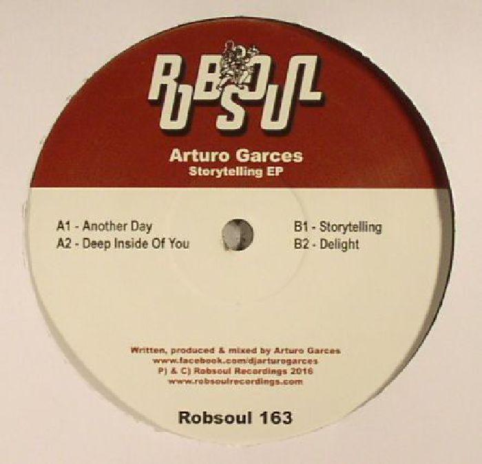 GARCES, Arturo - Storytelling EP
