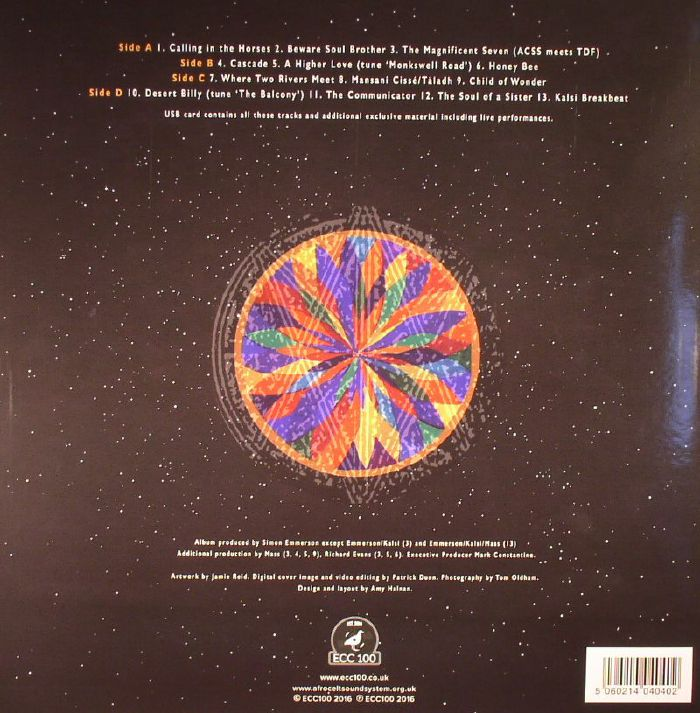 AFRO CELT SOUND SYSTEM - The Source
