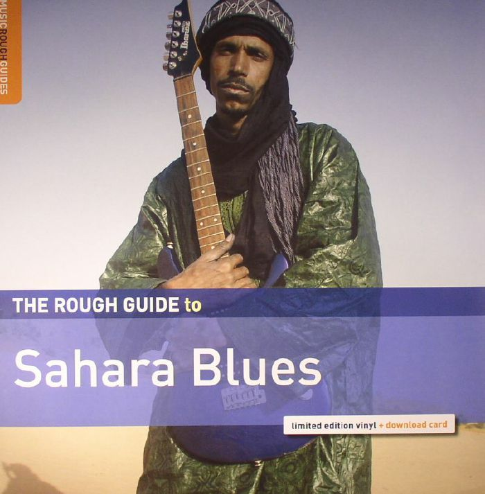 STANTON, Phil/VARIOUS - The Rough Guide To Sahara Blues