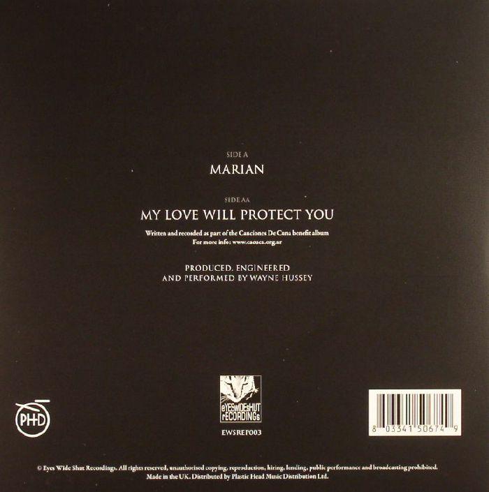HUSSEY, Wayne - Marian (Record Store Day 2016)