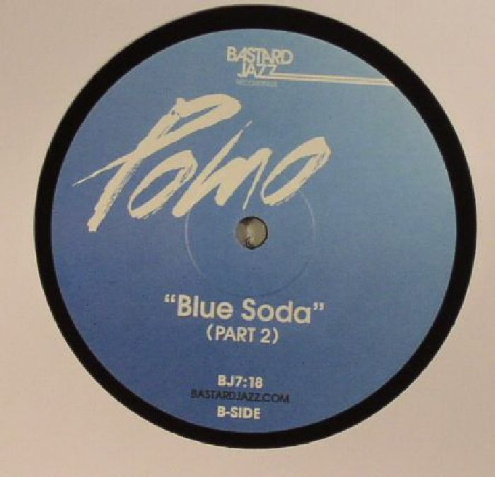POMO - Blue Soda