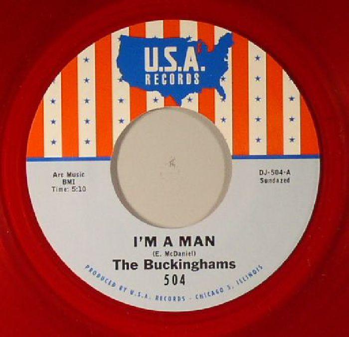 BUCKINGHAMS, The - I'm A Man