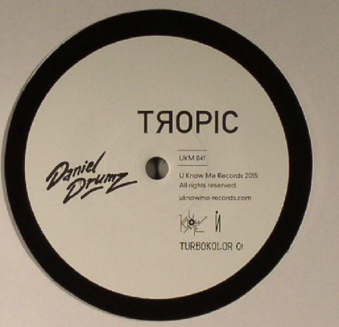 DRUMZ, Daniel - Tropic