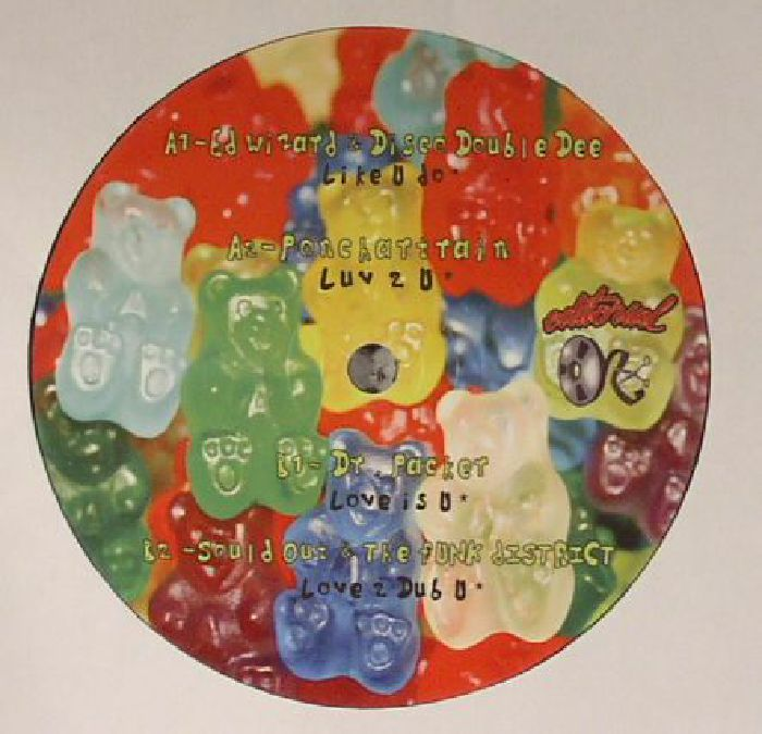 WIZARD, Ed/DISCO DOUBLE DEE/PONTCHARTRAIN/DR PACKER/SOULD OUT/THE FUNK  DISTRICT - Love & U