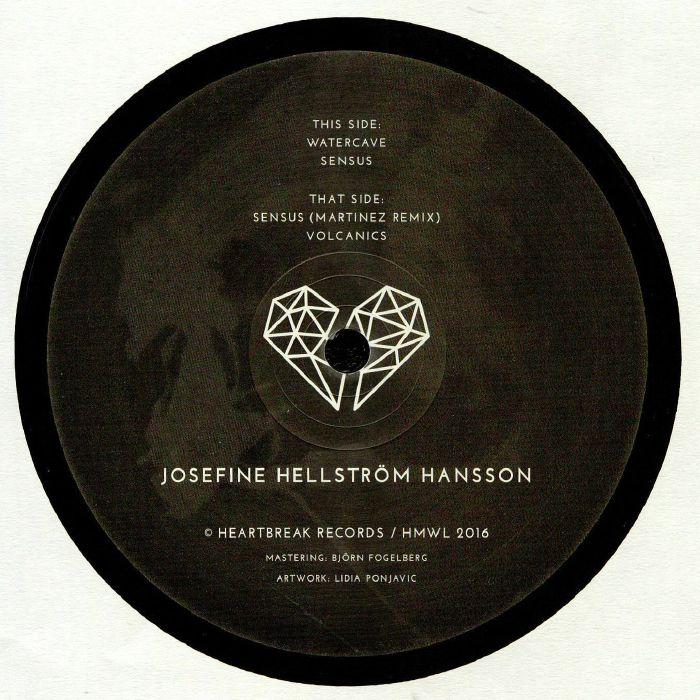 HANSSON, Josefine Hellstrom - Water Cave