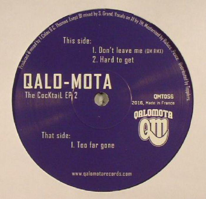 QALOMOTA - The Cocktail EP 2