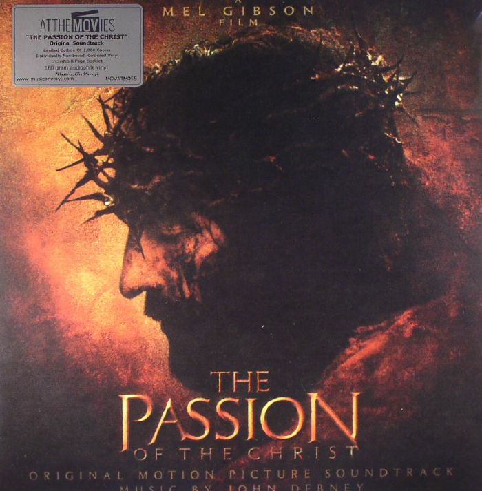 DEBNEY, John - Passion Of The Christ (Soundtrack)
