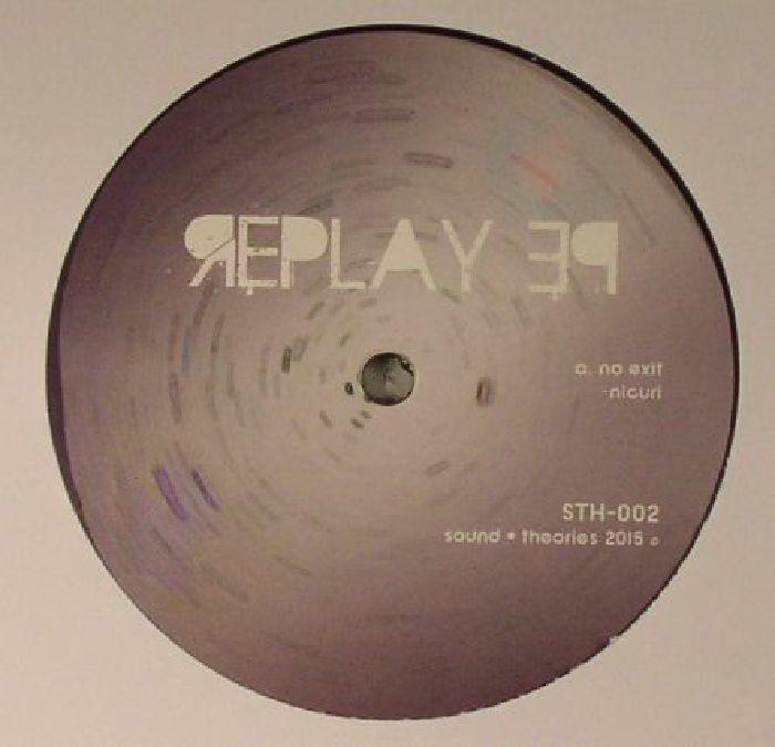 NICURI - Replay EP
