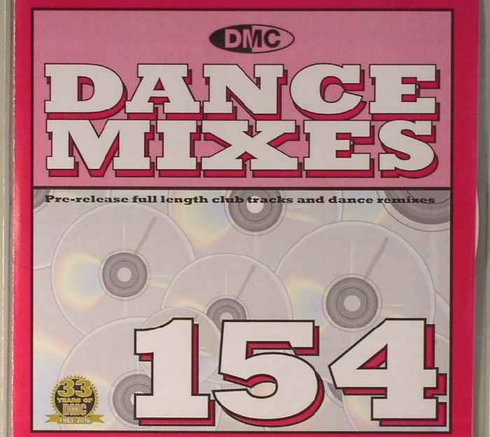VARIOUS - Dance Mixes 154 (Strictly DJ Only)