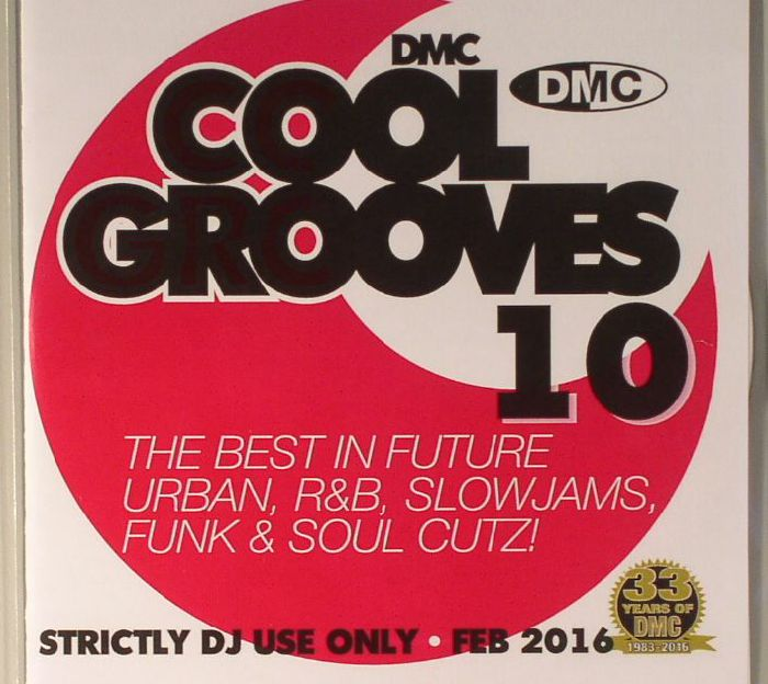 VARIOUS - Cool Grooves 10: The Best In Future Urban R&B Slowjams Funk & Soul Cutz! (Strictly DJ Only)