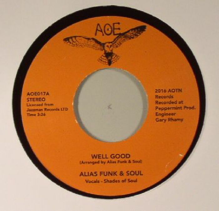 ALIAS FUNK & SOUL - Well Good