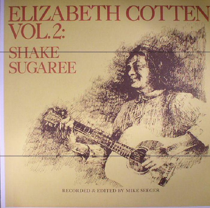 Elizabeth Cotten Vol 2 Shake Sugaree Reissue Vinyl At